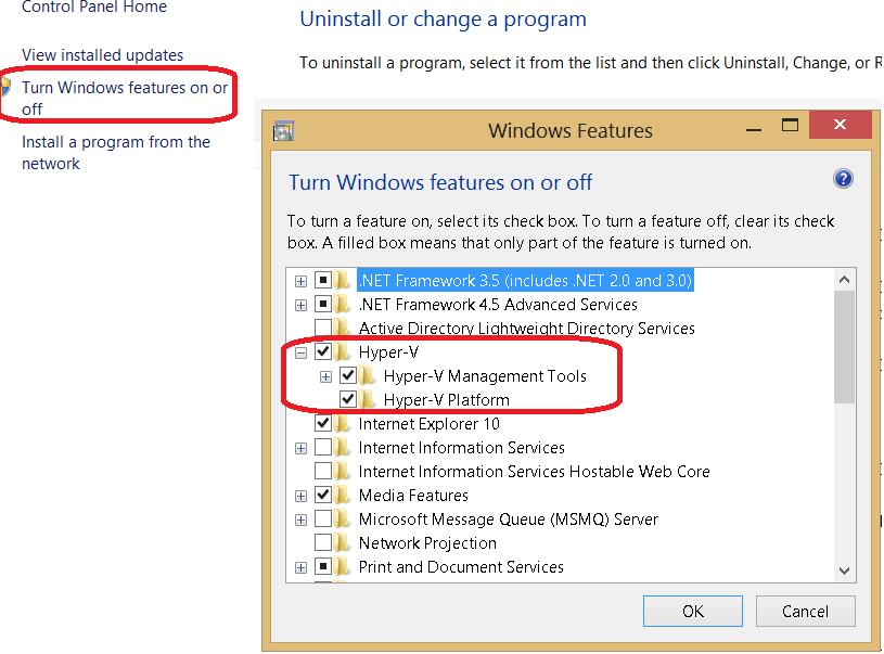 Install the Windows Phone 8 0 Emulator without installing