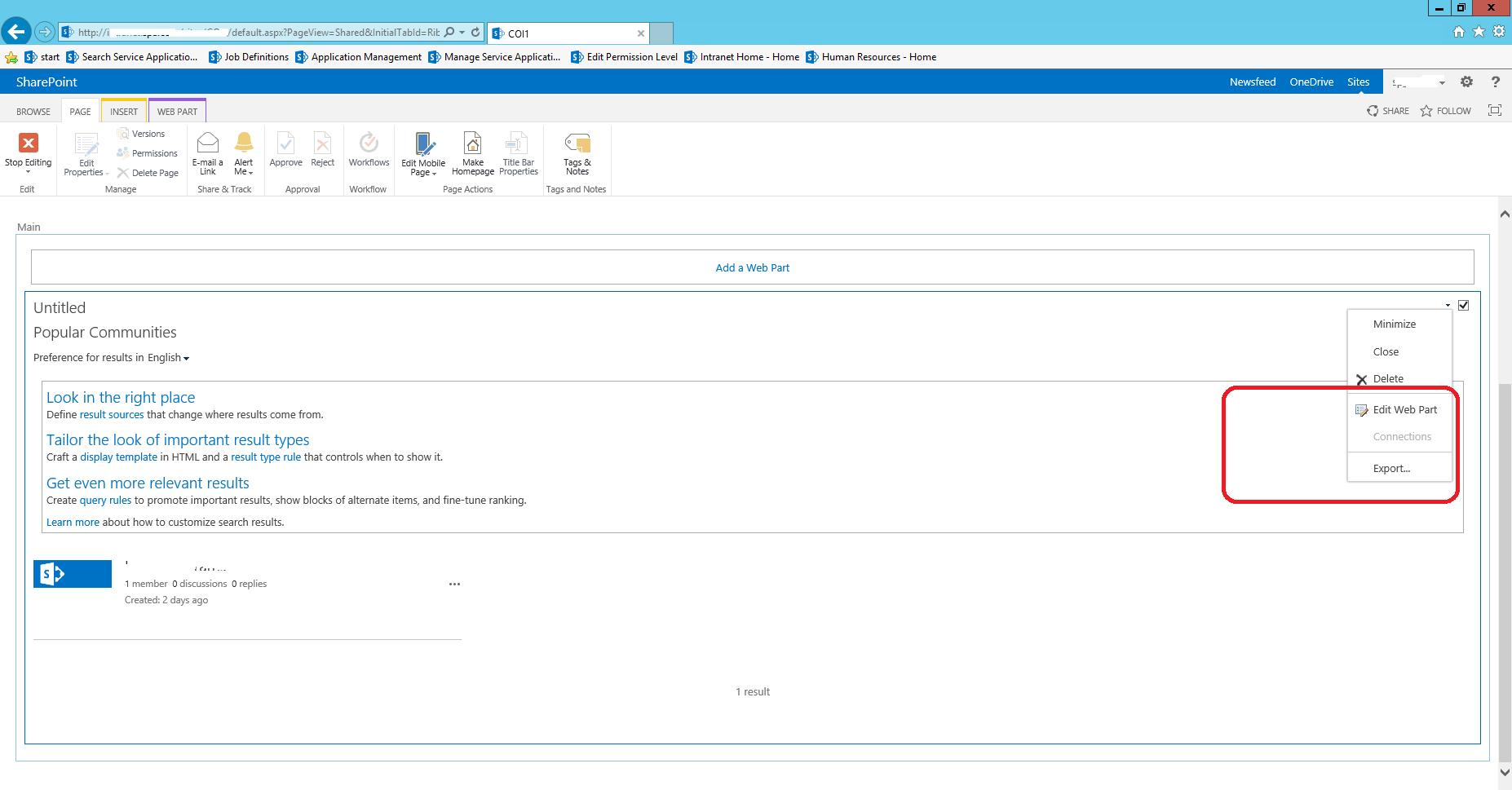 Community Portal and Custom Master Page – Solved! | Gaurav Mahajan